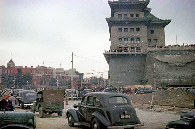 1949 Beijing, Mikosha1