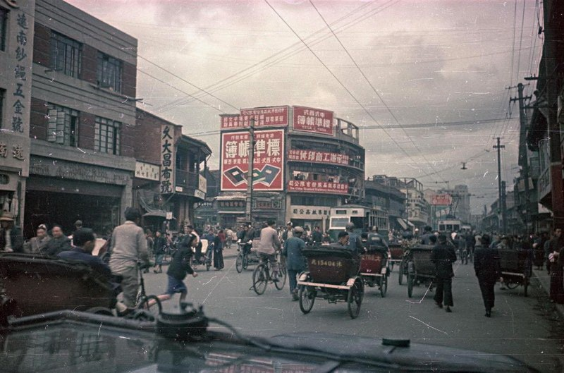 1949 Shanghai. Микоша5f