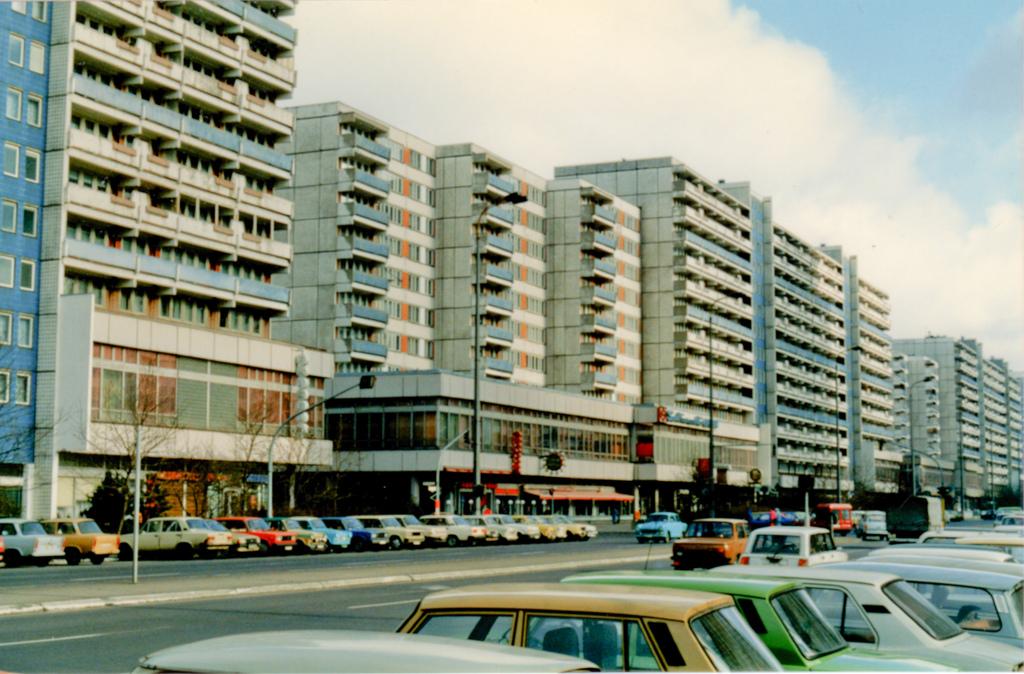 1989 Berlin in February