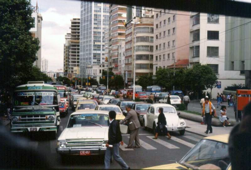 1989 La Pas