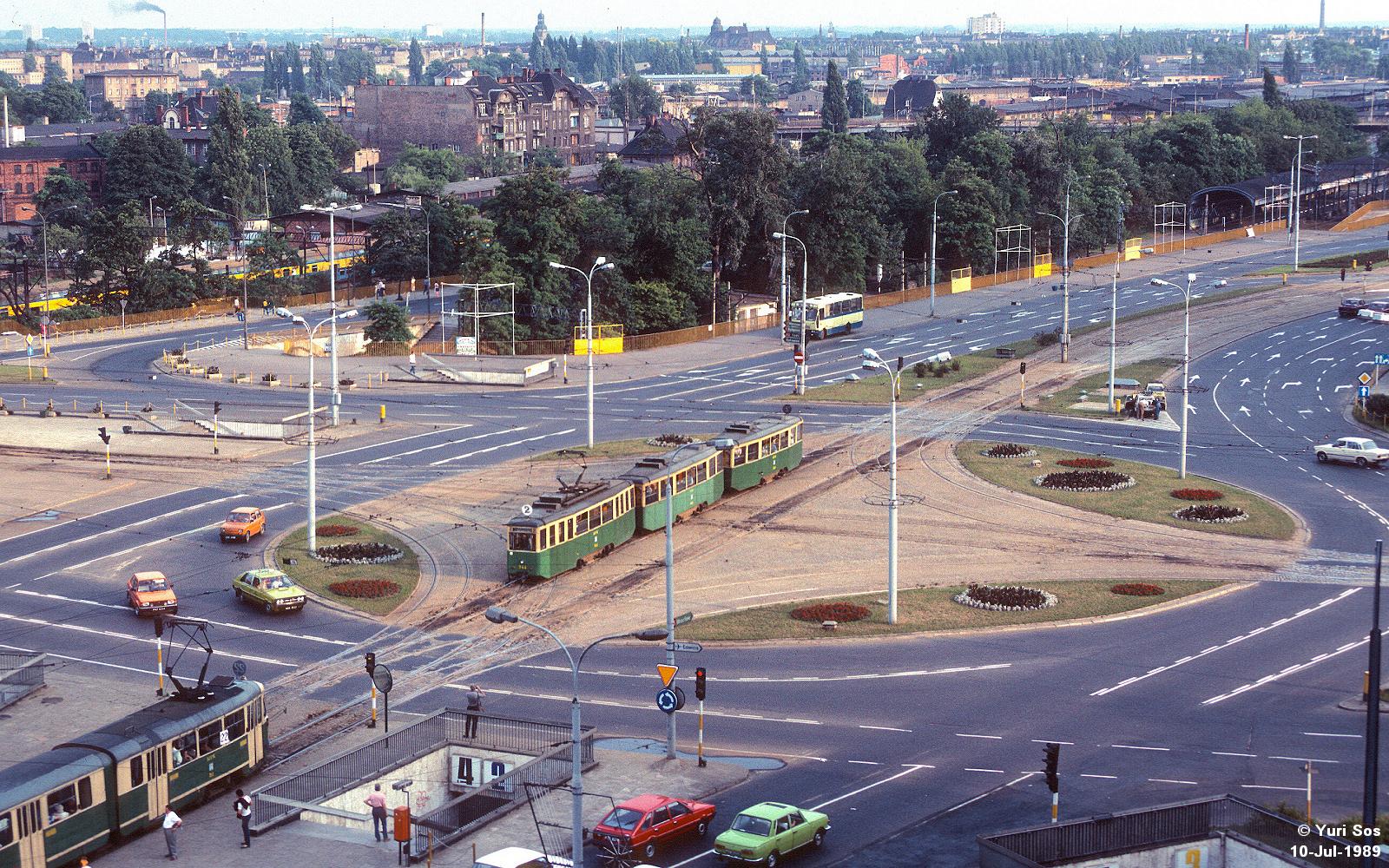 1989 Poznan Познань