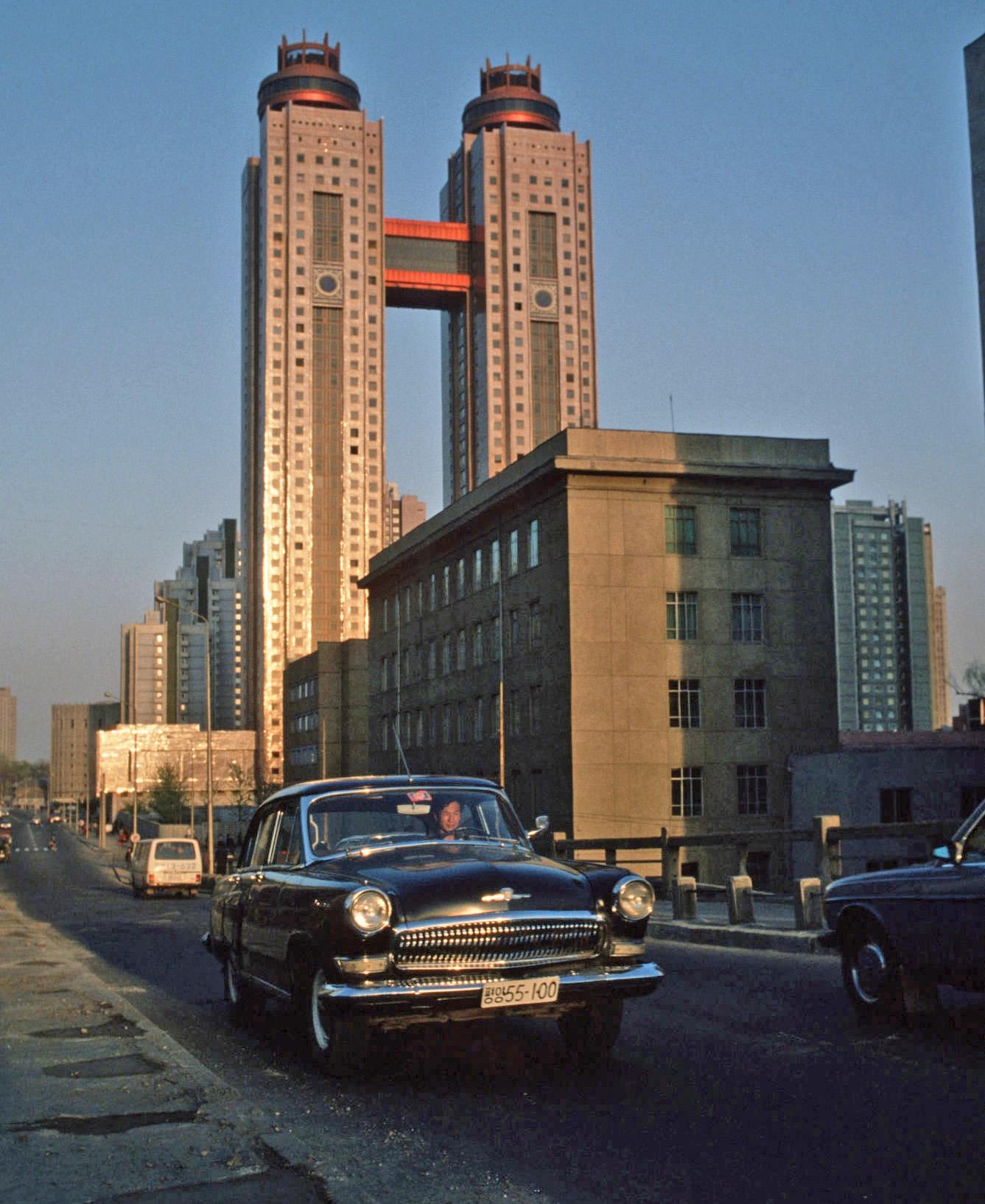 Улицы мира 30 лет назад. 1989 год