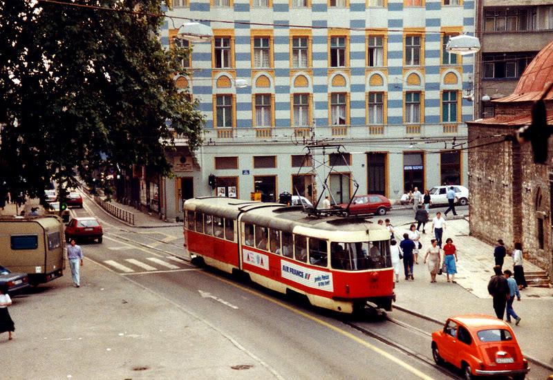 1989 Sarajevo