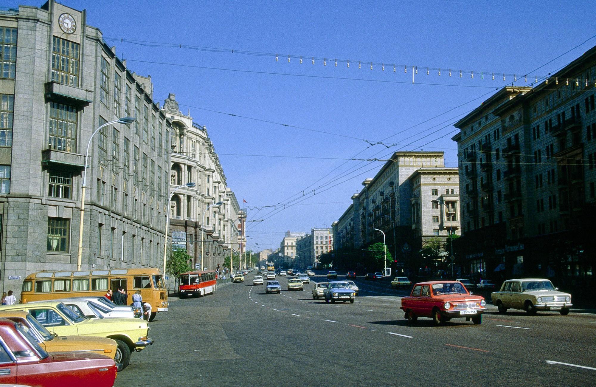 1989 Улица Горького Hans-Christian Davidsen