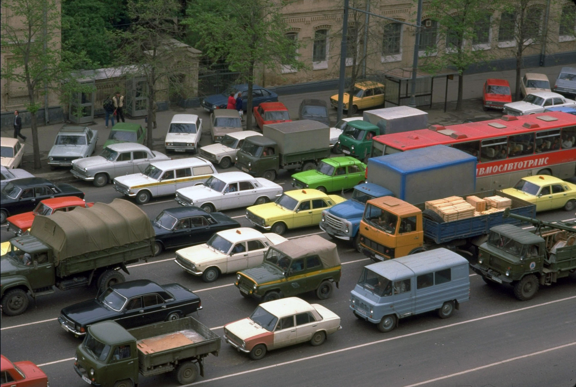 1989 Moscow by Chris Niedenthal3