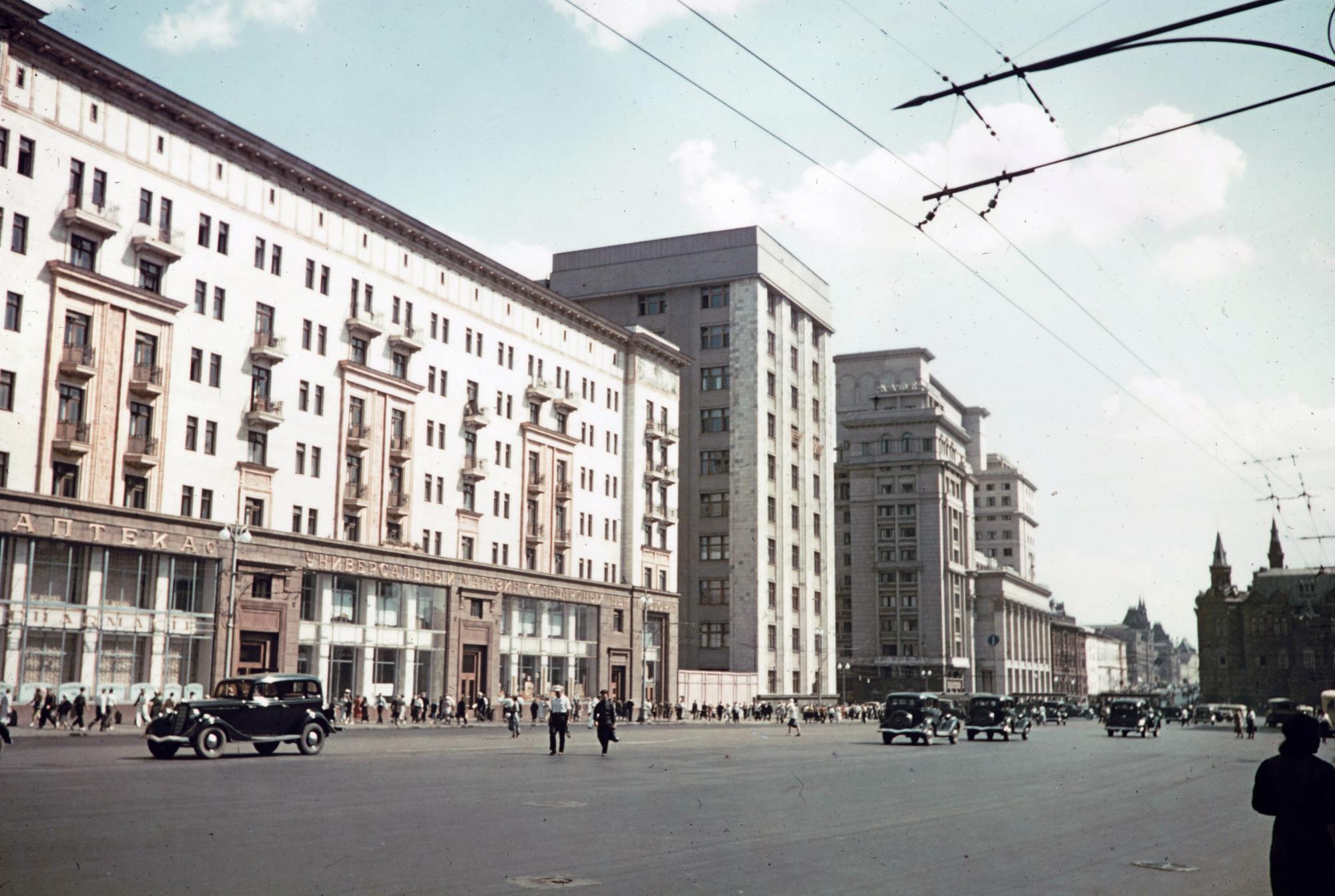 1939 Москва. Harrison Forman3