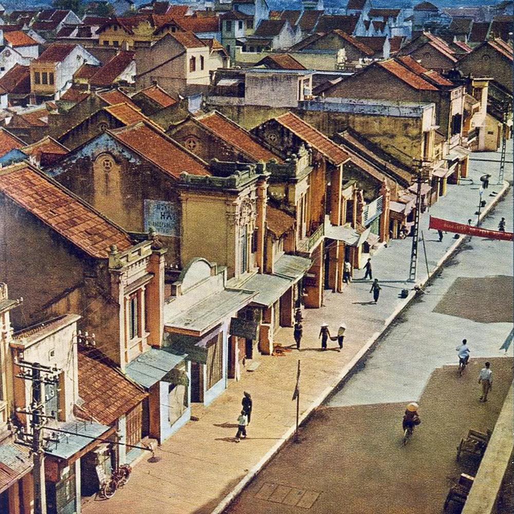 1959 Hanoi, венгерский фотограф Rev Miklos