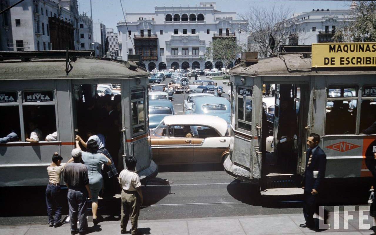 1959 Lima plazaarmas-Frank Scherschel2
