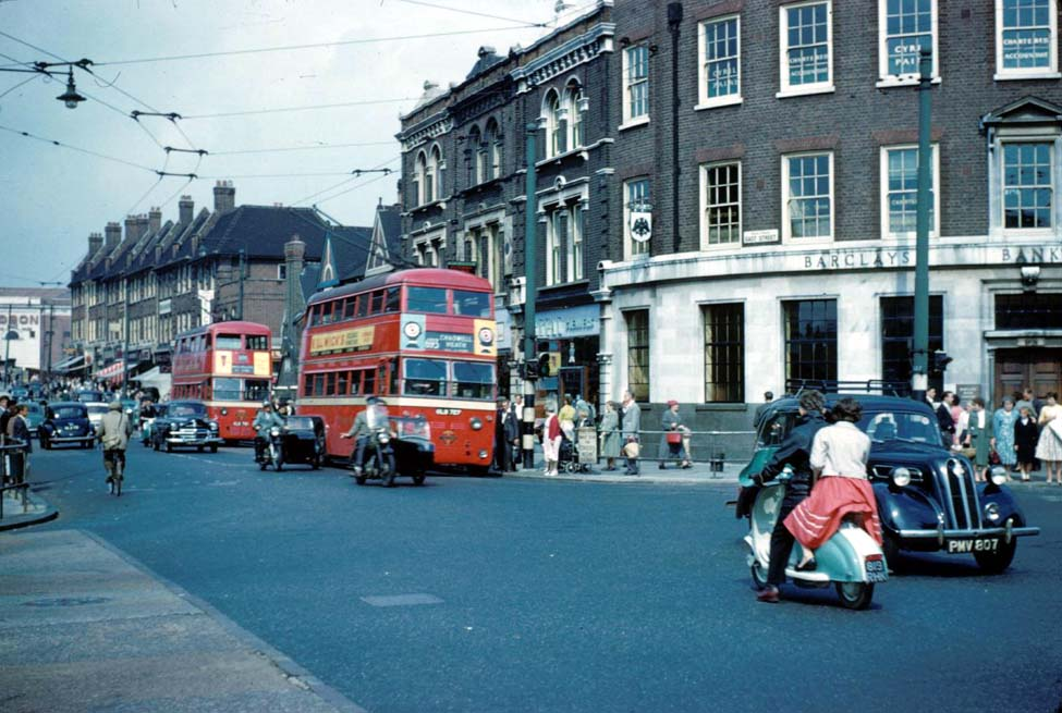 1959 London Ilford Broadway