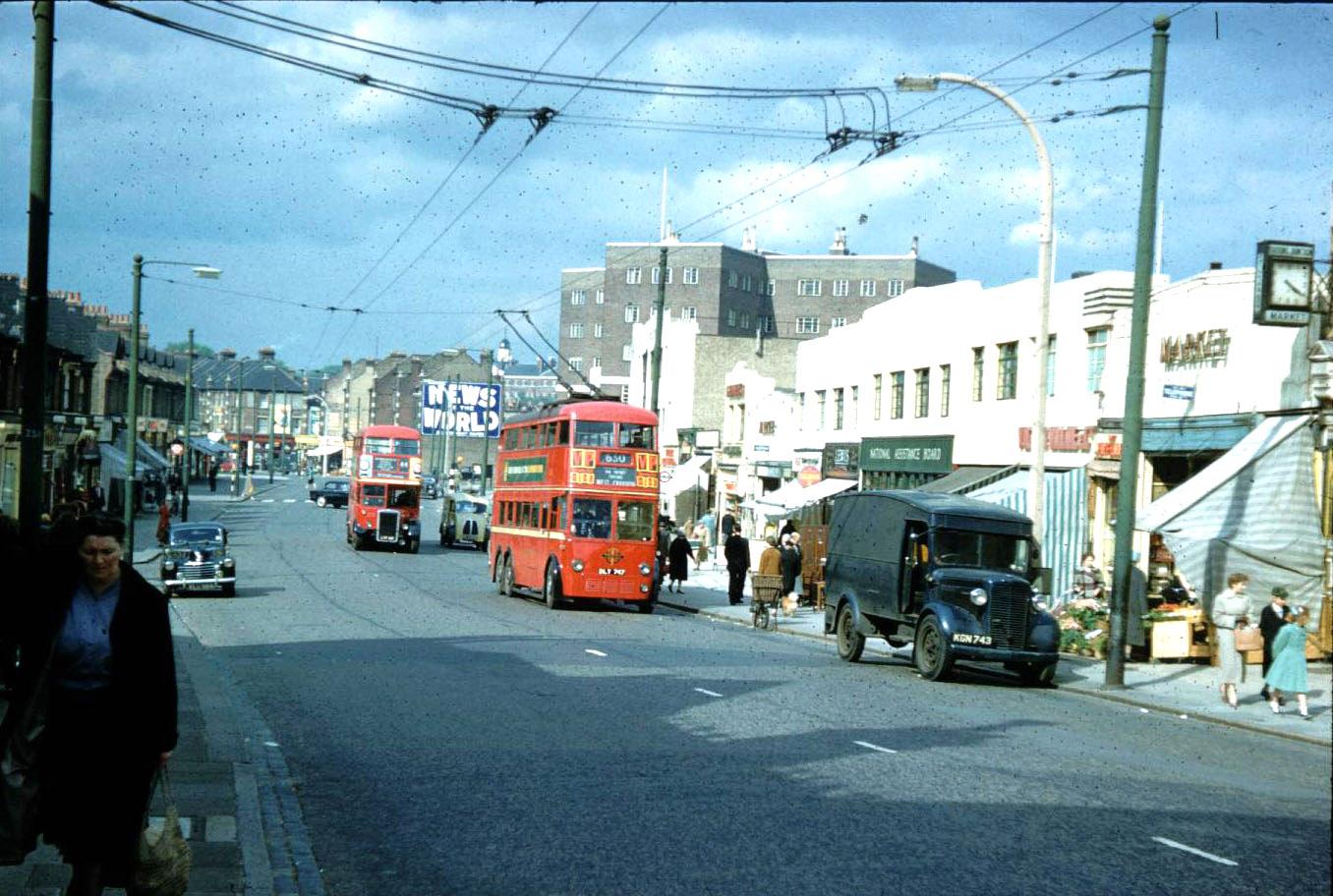 1959 London Mitcham Road
