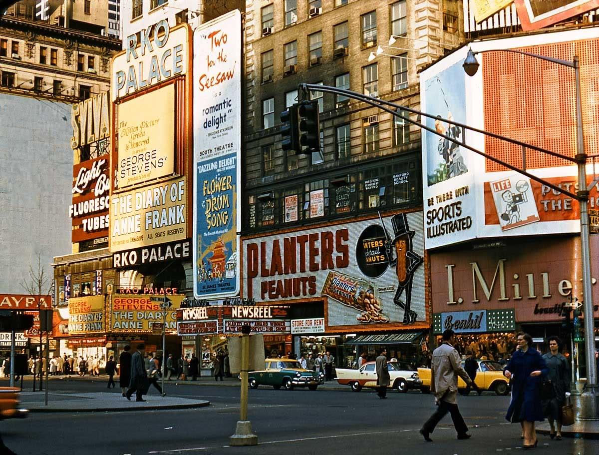 1959 NY Broadway