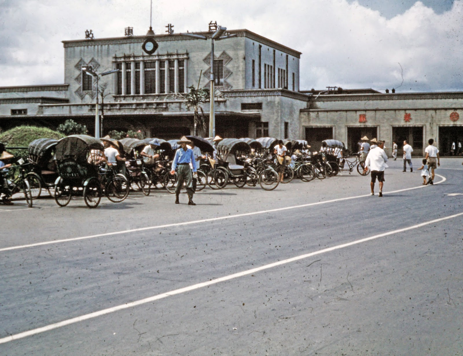 1959 Taipei Main Station