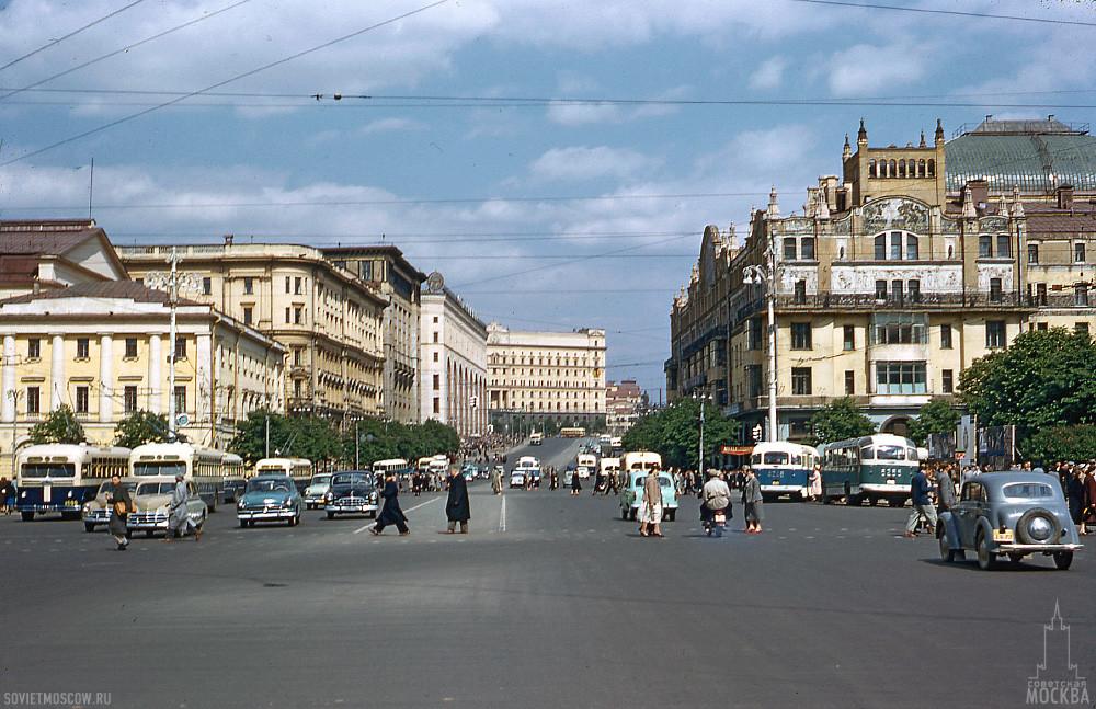 1959 Тетральный проезд