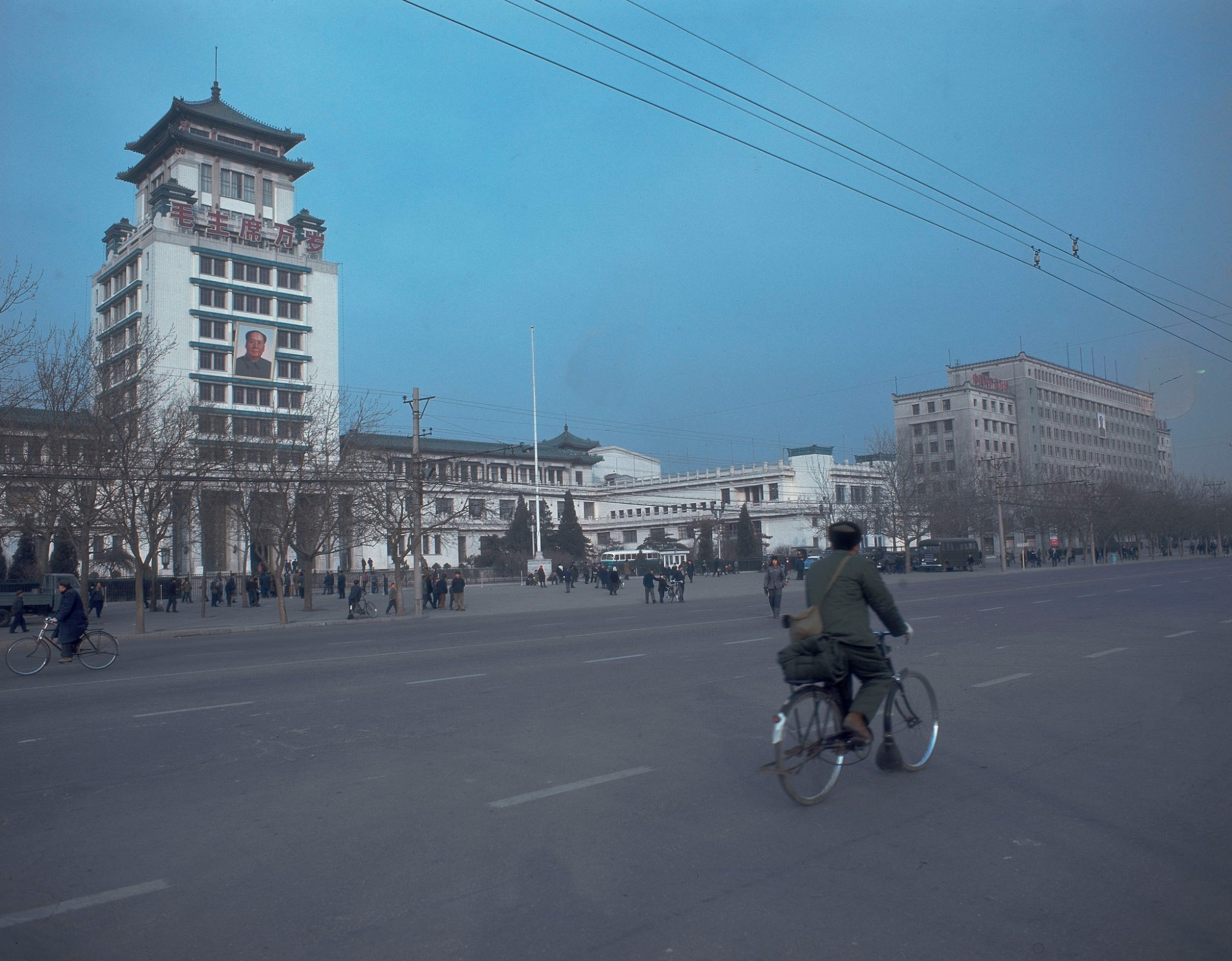 1969 Beijing by Folco Quilici