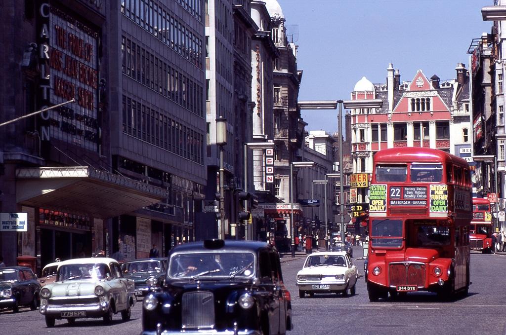1969 London Haymarket