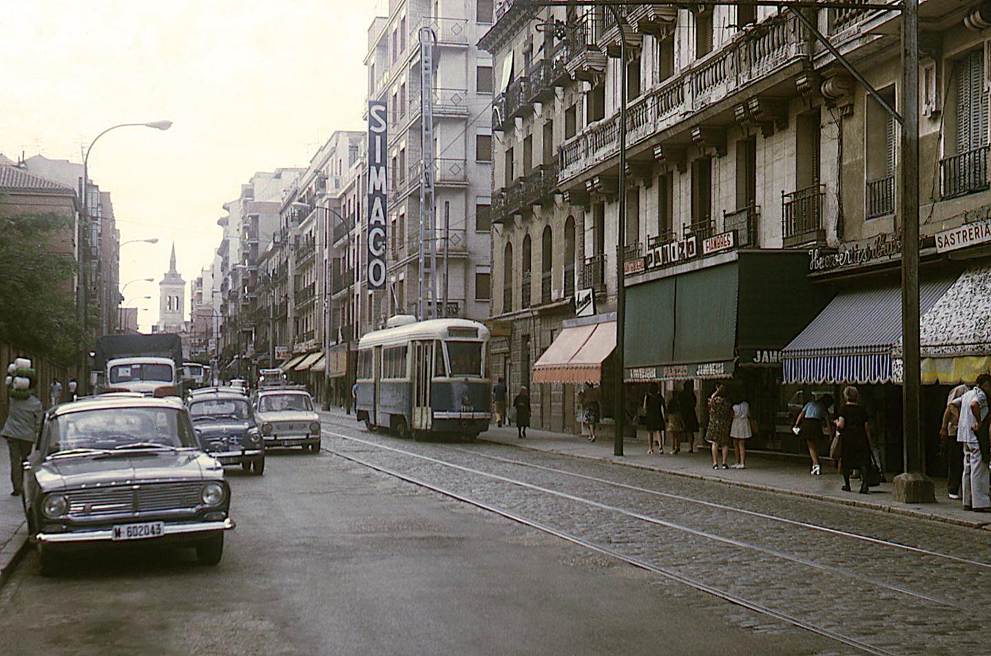 1969 Madrid