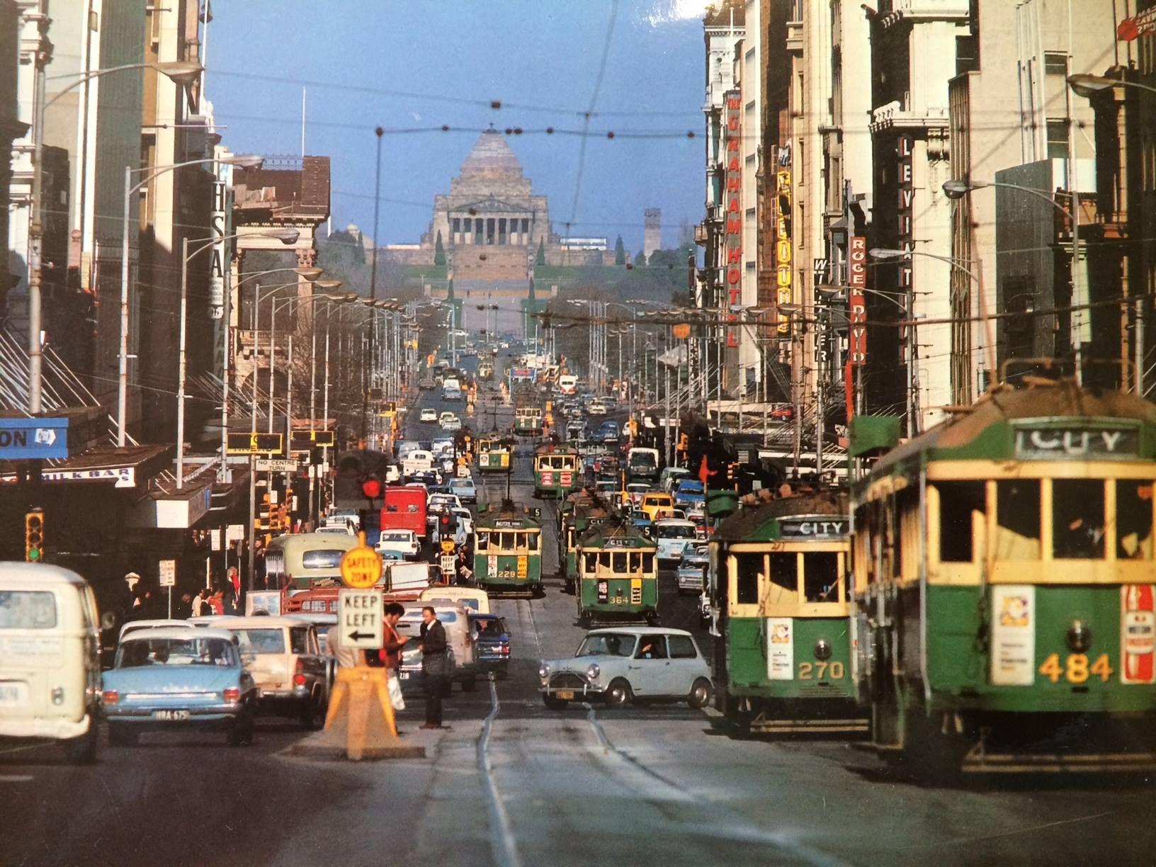 1969 Melbourne