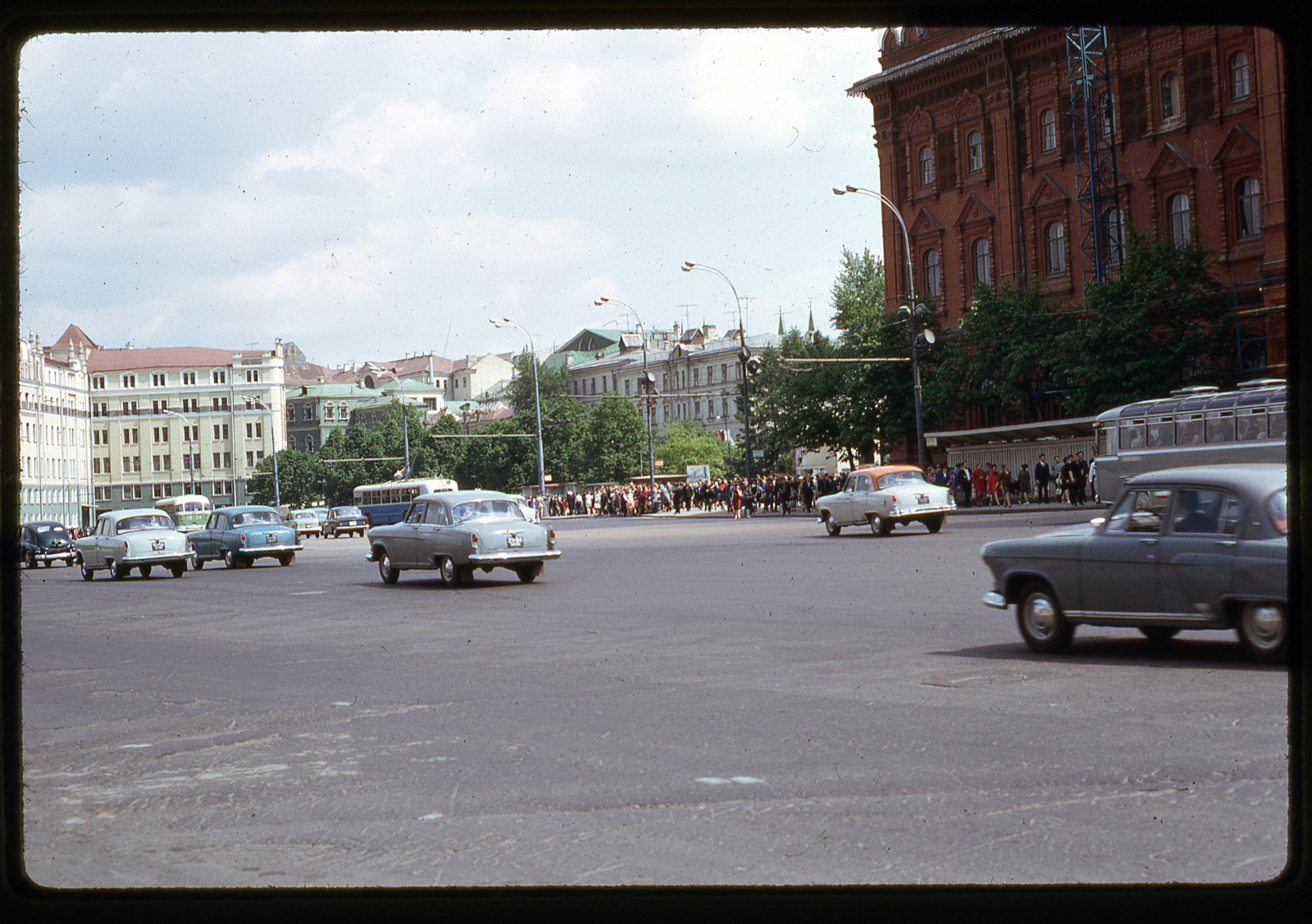 1969 Moscow