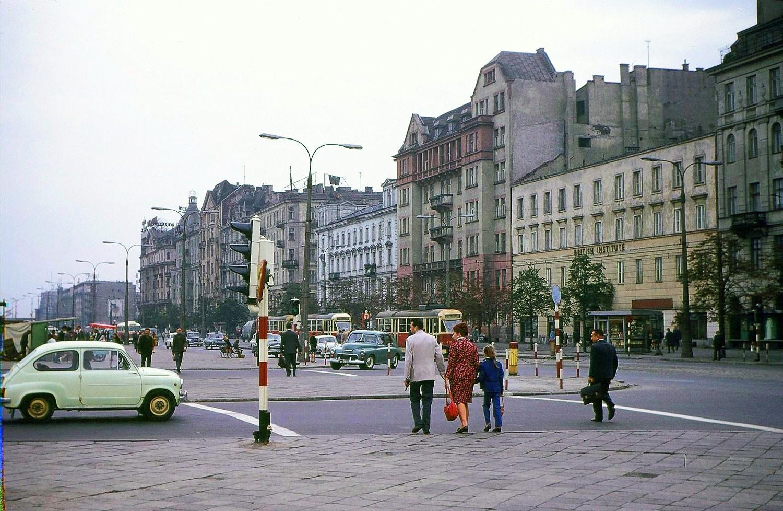 1969 Warsaw Aleje-jerozolimskie