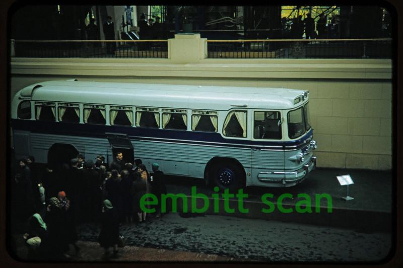 Интересные фото автобусов СССР