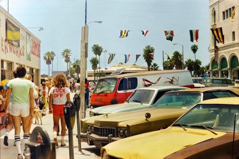 1979 LA Лос-Анджелес от Джорджа Поркари