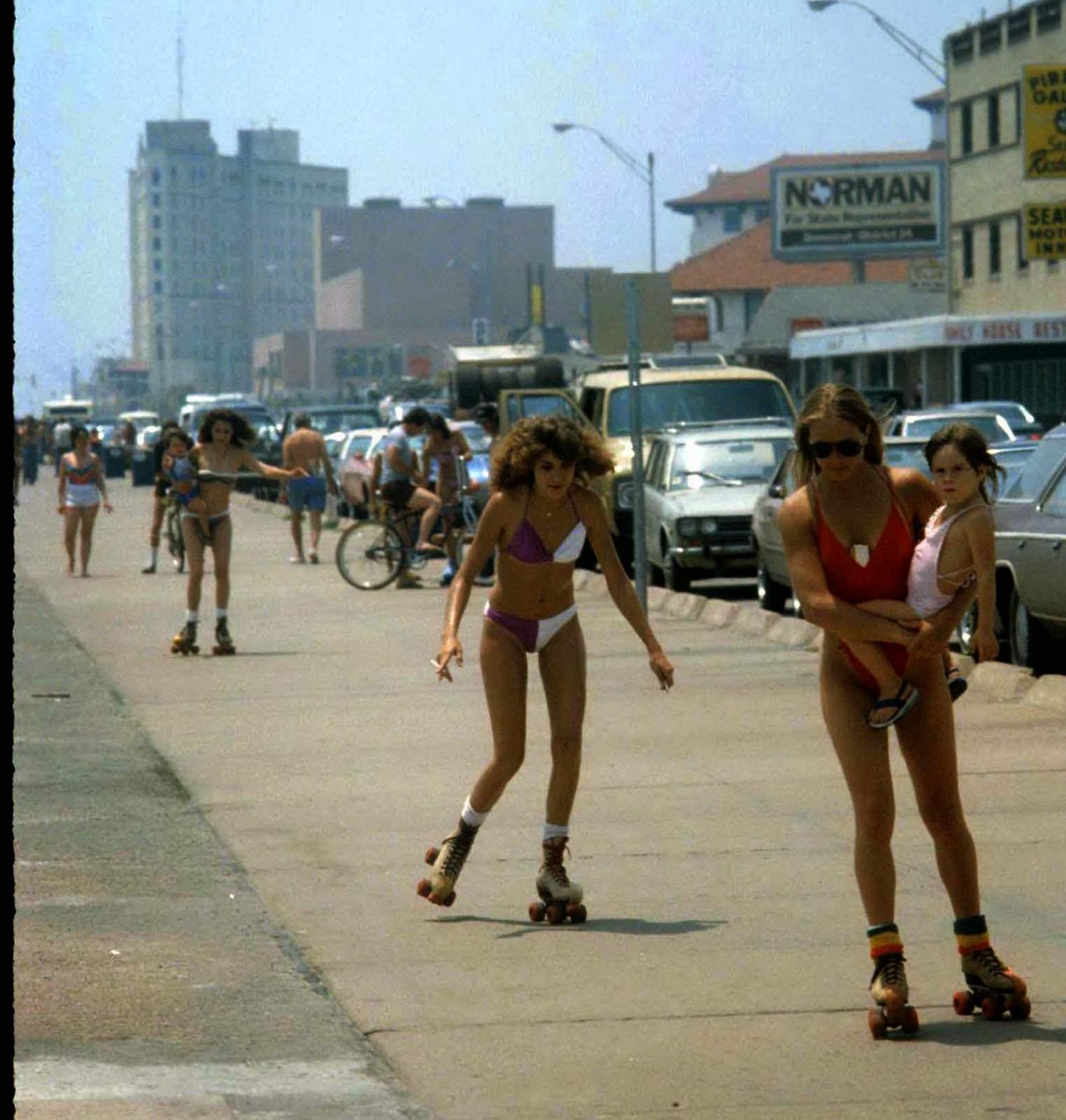 Улицы мира 40 лет назад. 1979 год