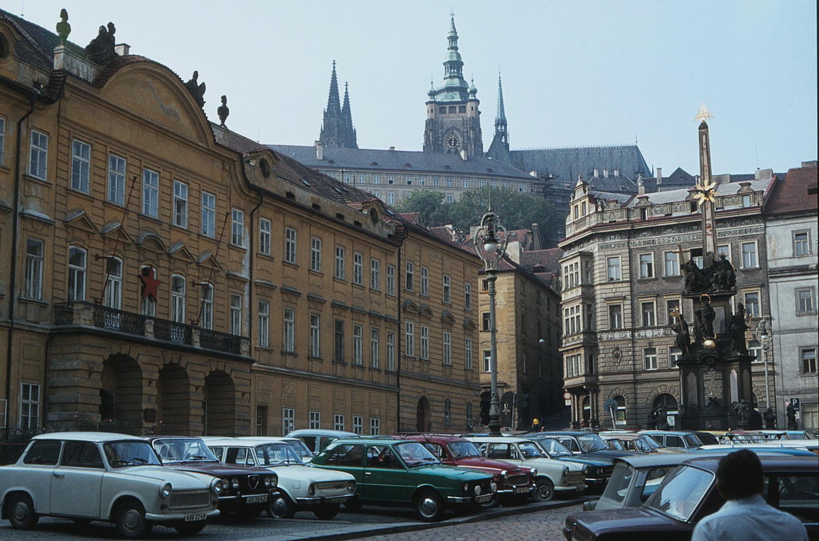 1979 Prague Malostranske