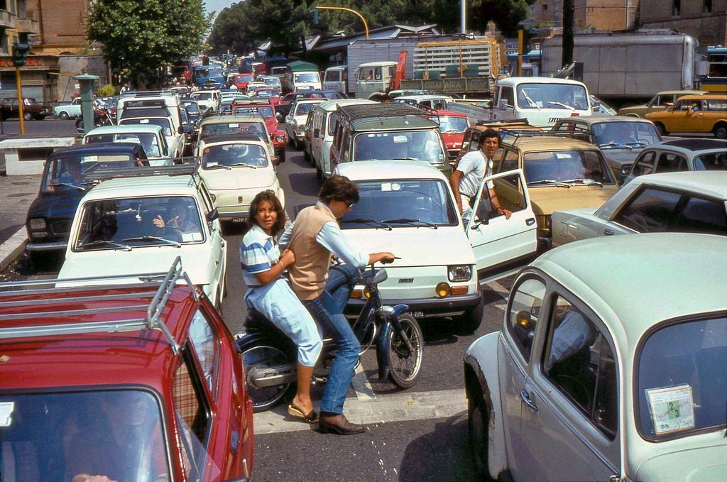 1979 Rome, Via Aurelia