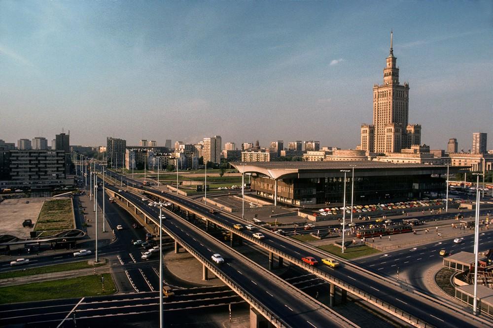 1979 Warsaw by Chris Niedenthal