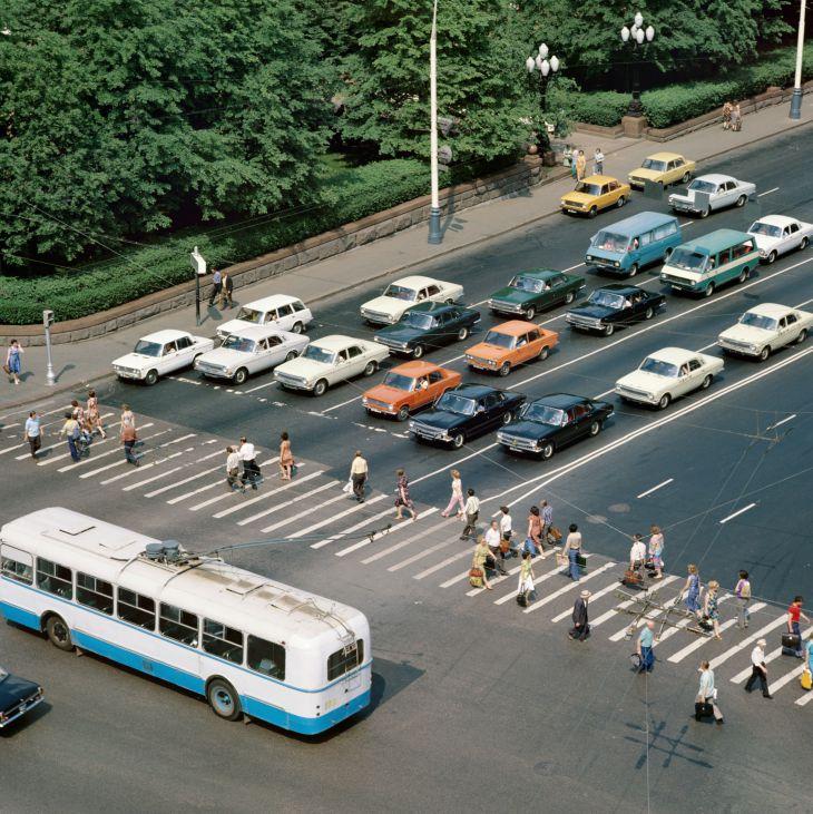1979 Москва ИТАР ТАСС