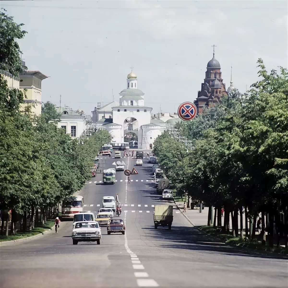 1979 Улица Московская (Дворянская). Николай Зайцев, РИА