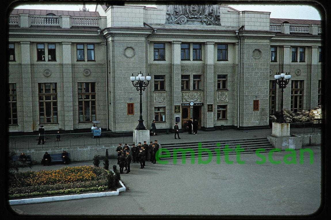1956 Брест, вокзал3
