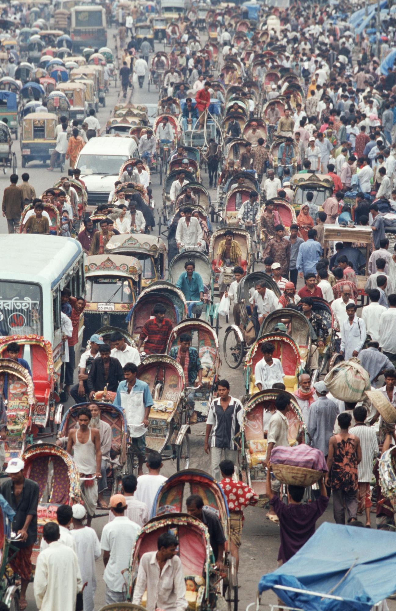 1999 Dhaka Fulbaria Road