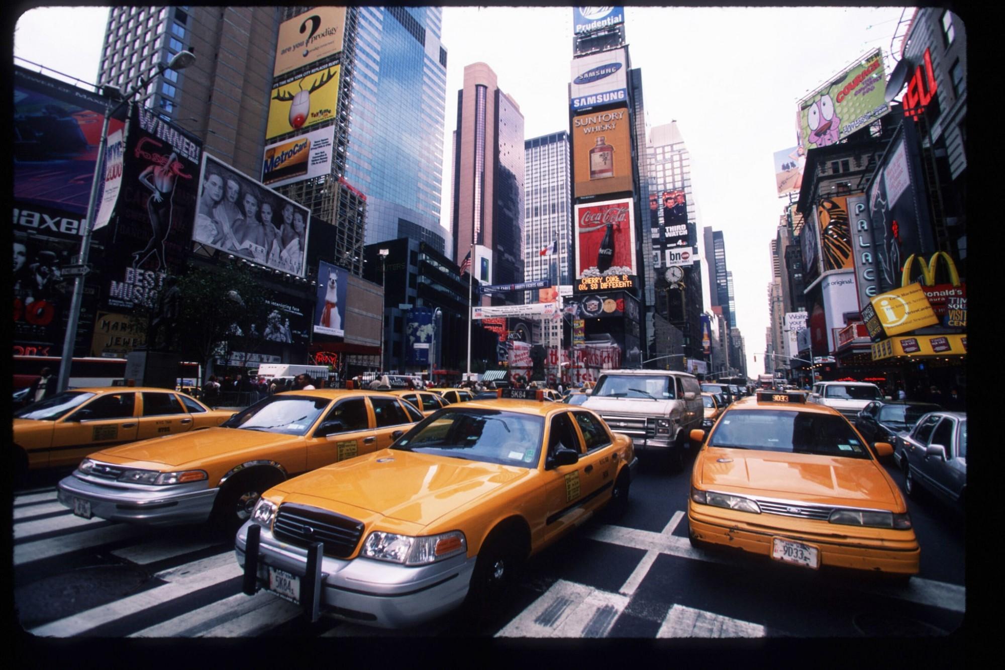 1999 NY Times Square