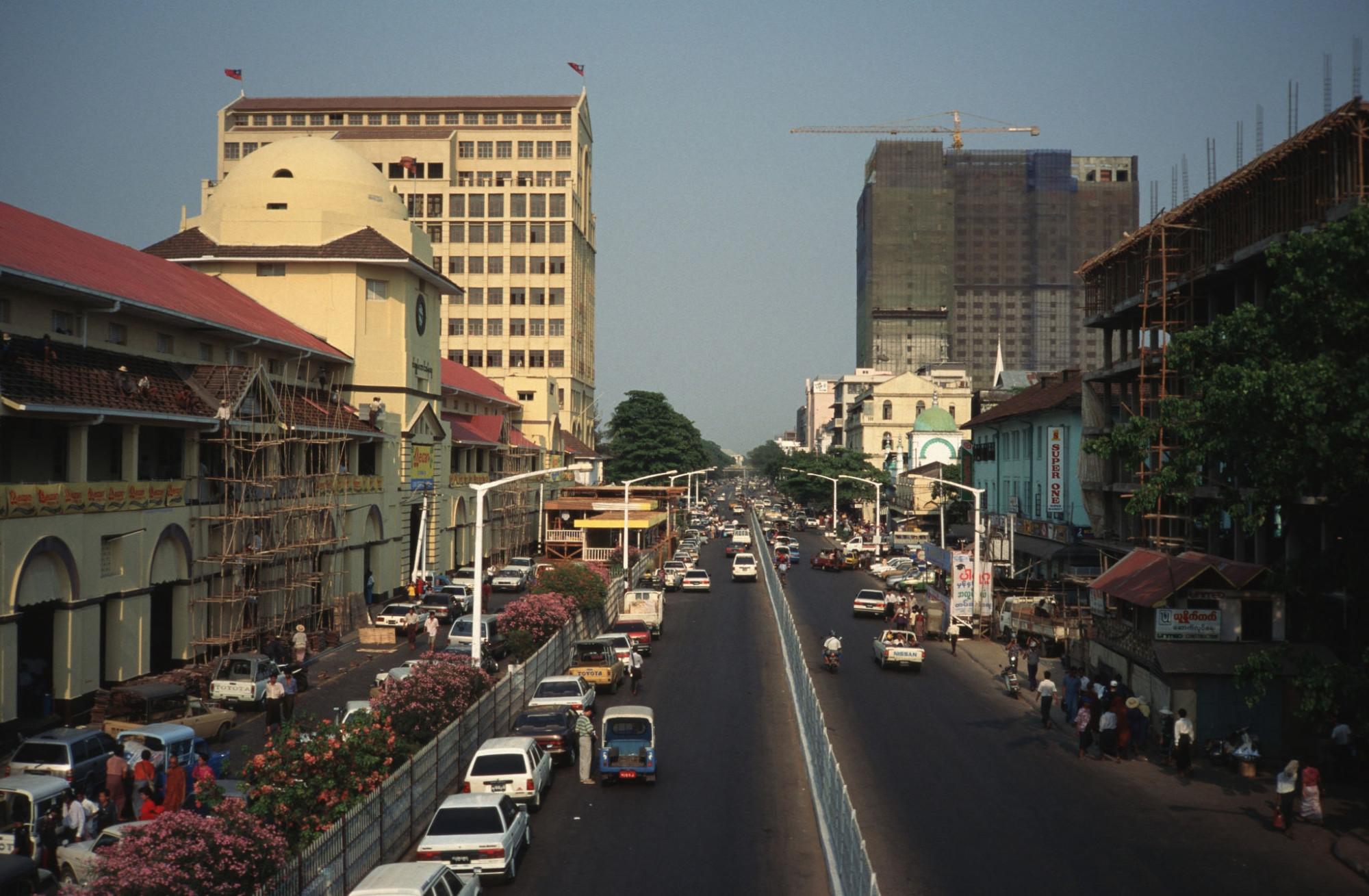 1999 Rangoon