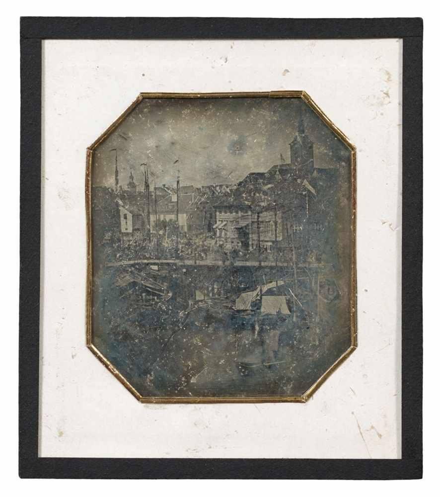 1850 Daguerreoytype