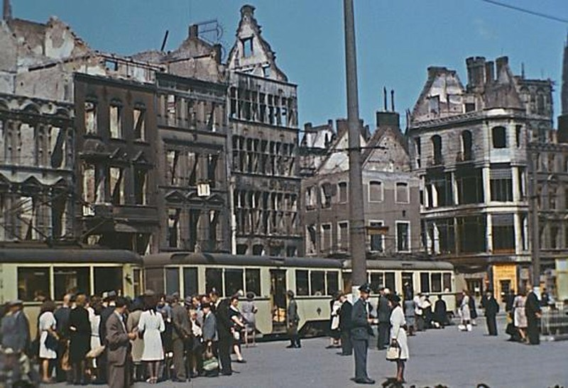 1944 Koeln heumarkt