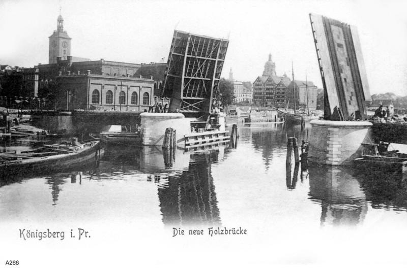 1900s NeueHolzbruecke