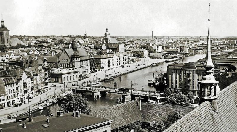 1930е Вид с собора