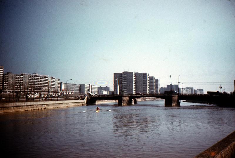 1985 Дома на Московском проспекте