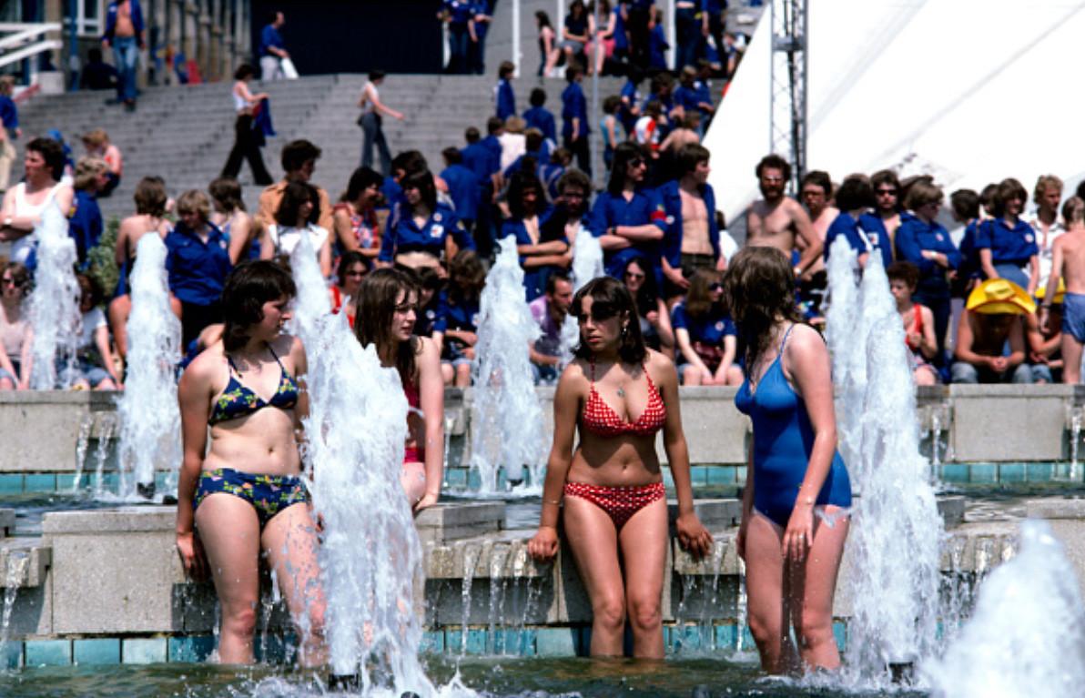 1979 Национальный фестиваль молодежи ГДР, Берлин
