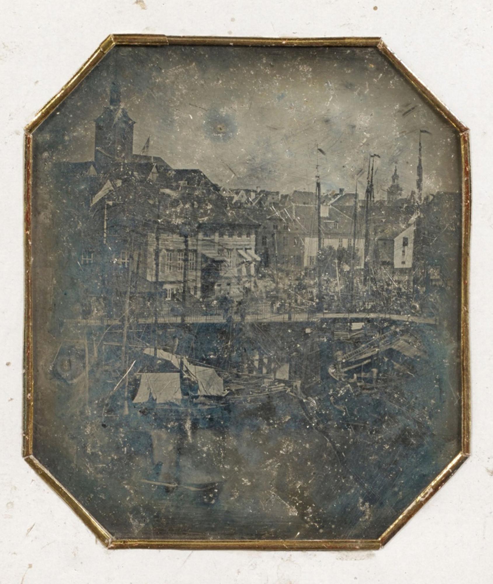 1843 Daguerreotypie Koenigsberg