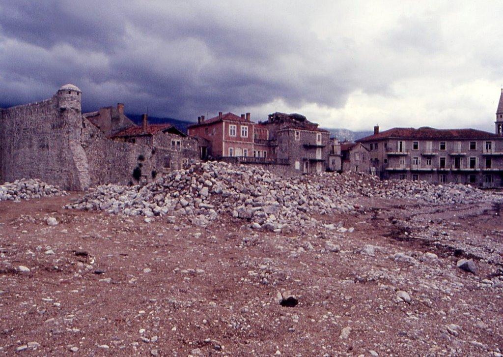 землетрясение в Черногории, 15 апреля 1979