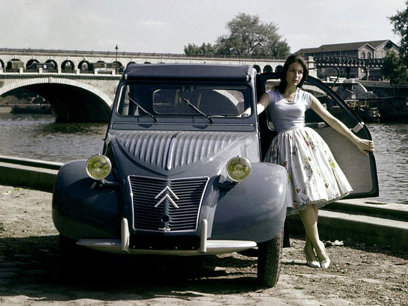 1949 Paris 2cv