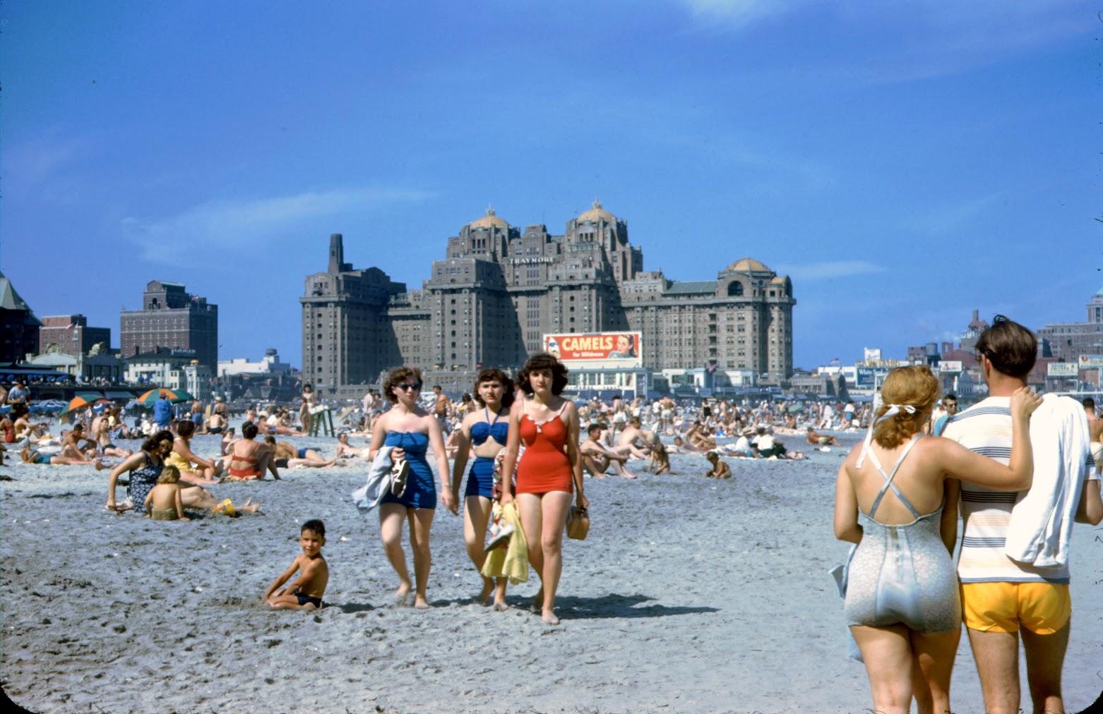 1949 Traymore Hotel Atlantic City