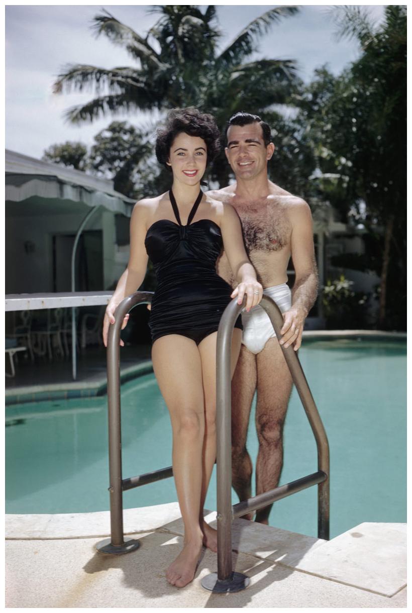 elizabeth-taylor-17-age-with-william-d-pawley-jr-1949-miami-corbis