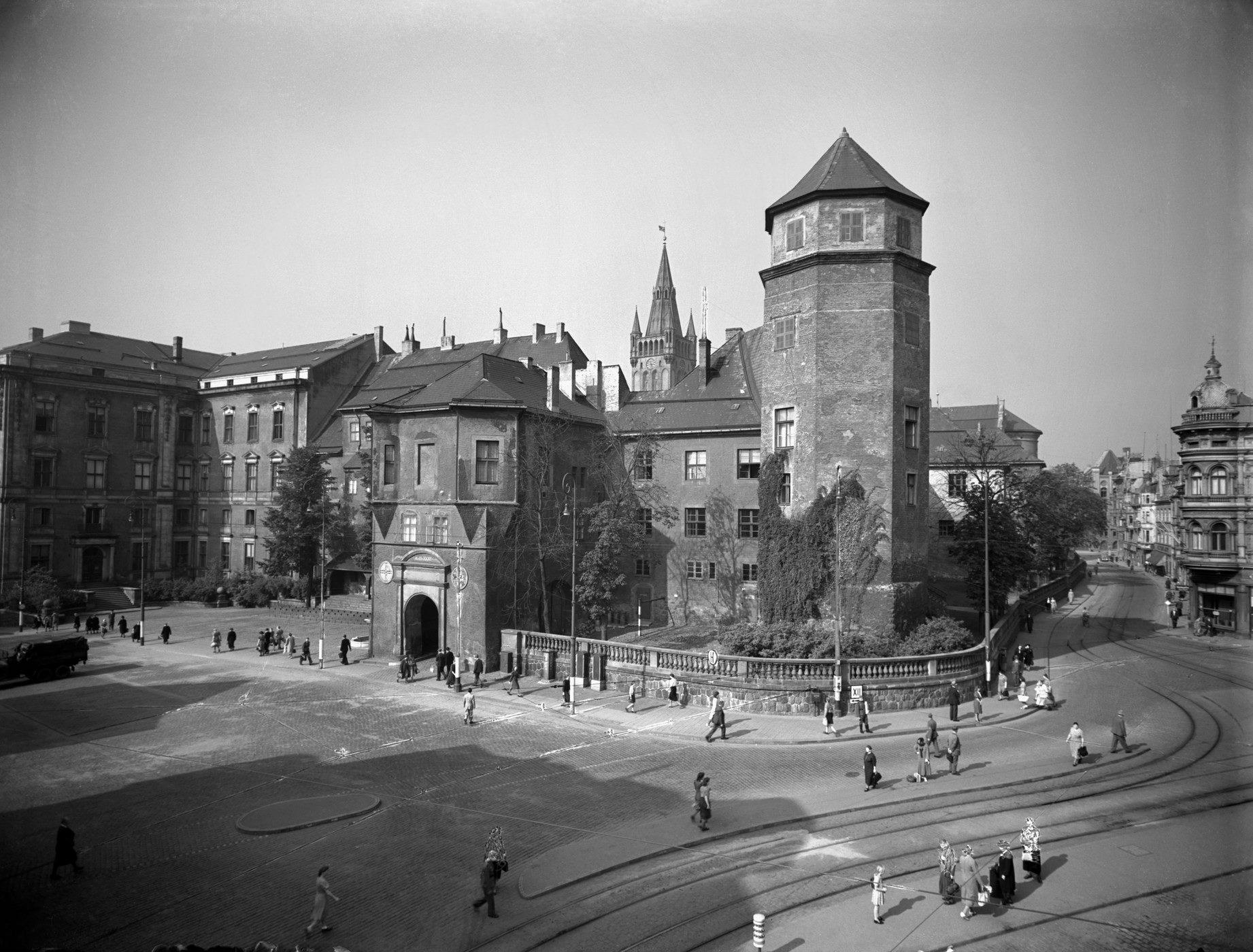 1940с Замок