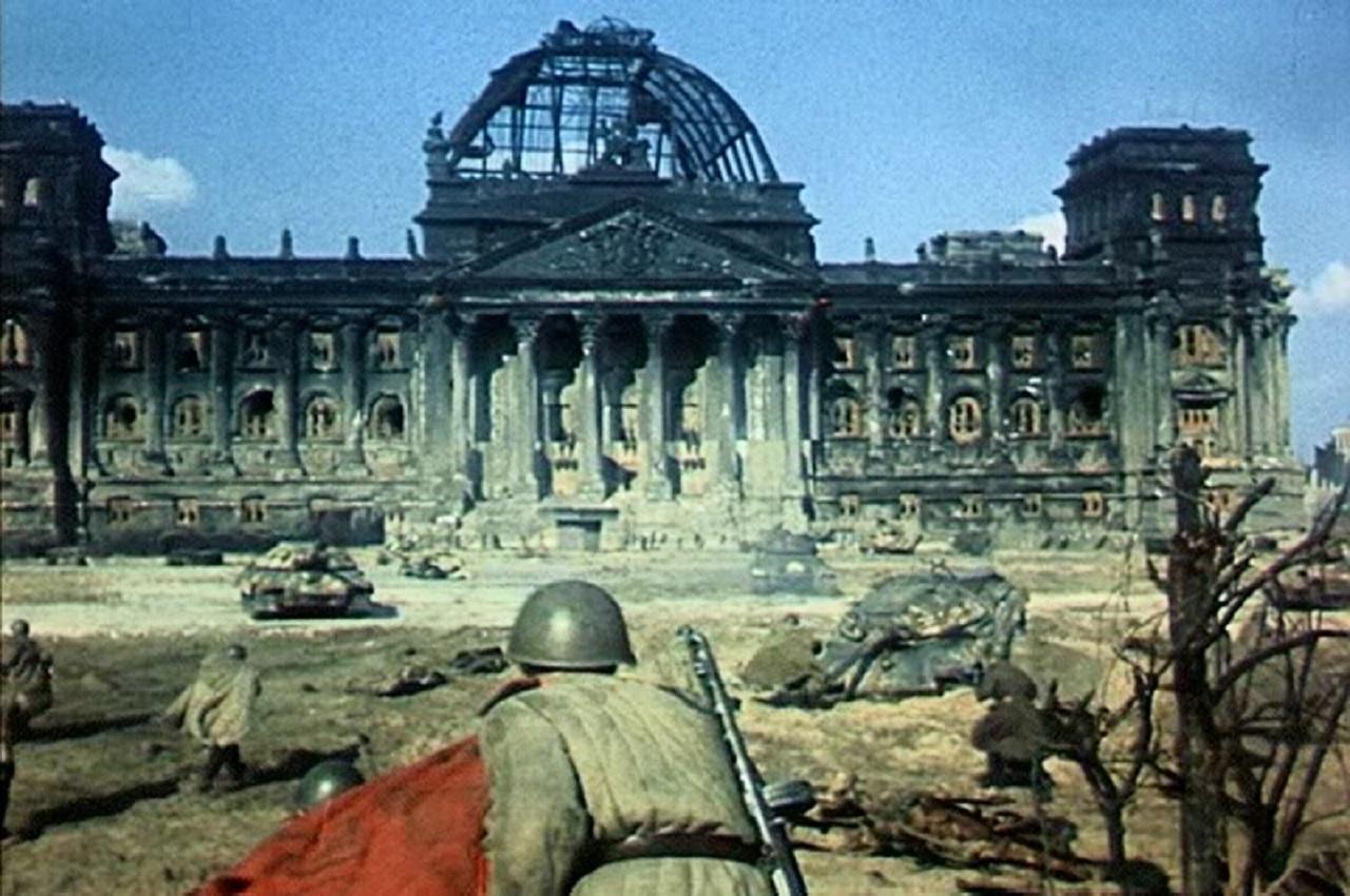 1949 Падение Берлина