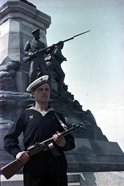 1949 Севастополь. Иван Шагин