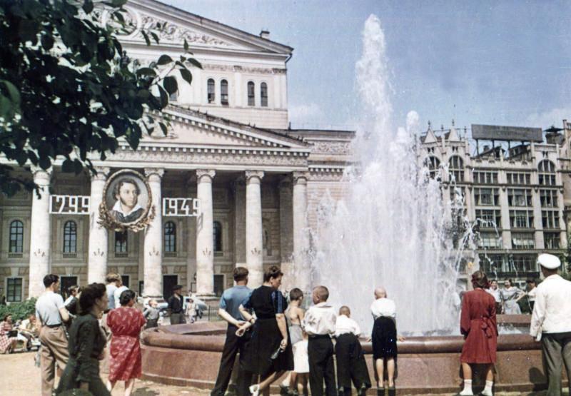 1949 фото Седов Ю.Ф.